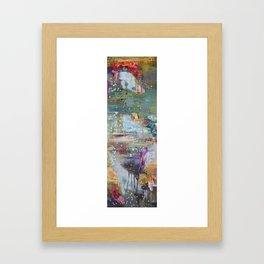 Gravity Float Framed Art Print