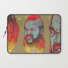Pity Da Foo Laptop Sleeve