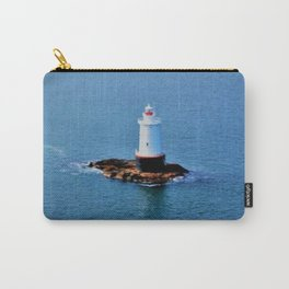 Sakonnet Point Lighthouse, Little Compton, Rhode Island Carry-All Pouch