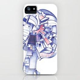 #26 – Maschera iPhone Case
