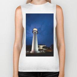 Biloxi Lighthouse and Visitors Center Biker Tank