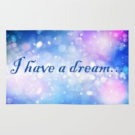 I Have a Dream... Rug