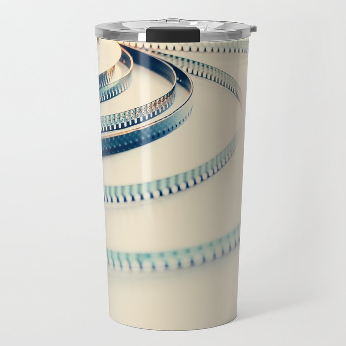 super 8 film III Travel Mug