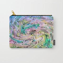 Pastel Swash Carry-All Pouch