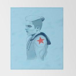MCU - Punk Soldier Throw Blanket