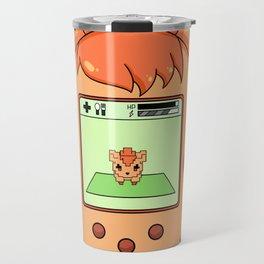 Vulpix PokeTama Travel Mug