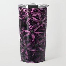 Allium Flower Travel Mug