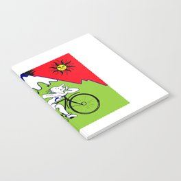 The 1942 Bicycle Lsd Notebook