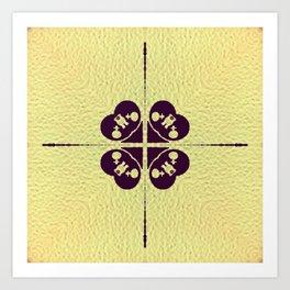 Serie Klai 012 Art Print