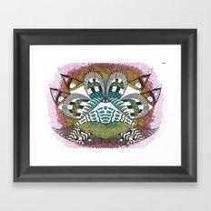 Ubiquitous Bird Collection2 Framed Art Print