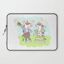 Unicorn Flamenco Laptop Sleeve