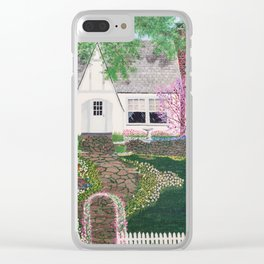 The Starr Home Clear iPhone Case