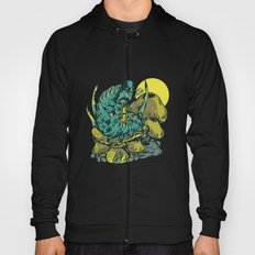 The Night Of The Caterpillar Hoody