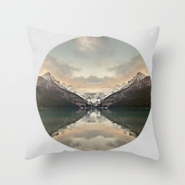 Escaping Reality Throw Pillow