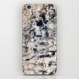 Accumulated Paint 2 iPhone Skin
