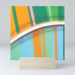 Individuality #abstract #popart #buyartprints #society6 Mini Art Print
