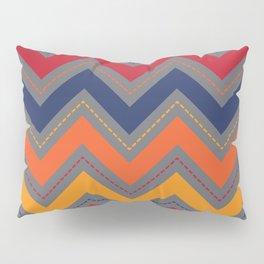 Favorite Colors Chevron Pillow Sham