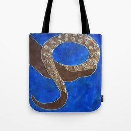 Creature of Water (the tentacle) Tote Bag