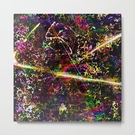 Abstract 3840 Metal Print