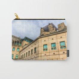 Secret Service Building London Carry-All Pouch