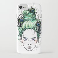 pride iPhone & iPod Cases featuring Pride by Nora Bisi