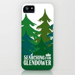 The Raven Boys - Glendower iPhone Case