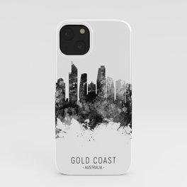 Gold Coast Australia Skyline iPhone Case