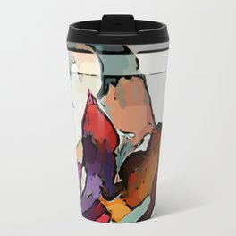 The Joy of a Child is a Garden of Mirth Travel Mug
