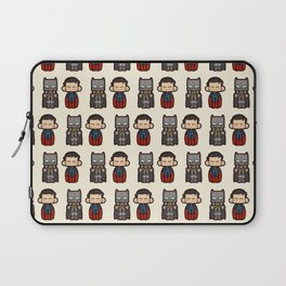 tell me do you bleed?....You will Laptop Sleeve