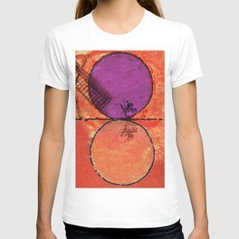 Don Quixote and the backlands of Brazil T-shirt