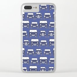 Old Russian cars Clear iPhone Case