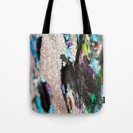 Old graffiti Tote Bag