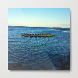 Sail It Metal Print