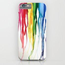 Rainbow Fall iPhone Case