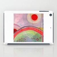 bridge iPad Cases featuring Bridge by angela deal meanix