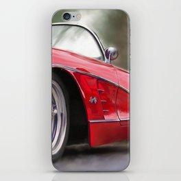 59 Vette iPhone Skin