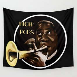 Blow Pops Wall Tapestry