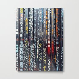 SATVRATED Metal Print