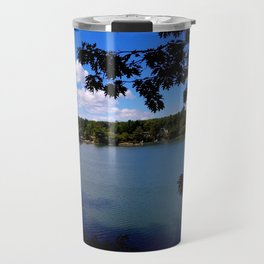 Afternoon at Grover place Travel Mug