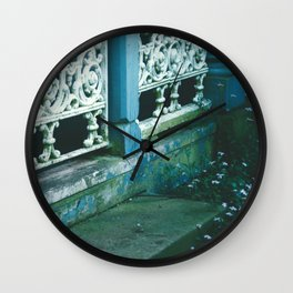 First Step Wall Clock