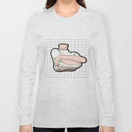 in square Long Sleeve T-shirt