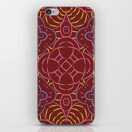 seamless pattern iPhone Skin