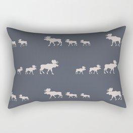 Moose (Lakeside) Rectangular Pillow