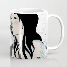 Black Milk Coffee Mug