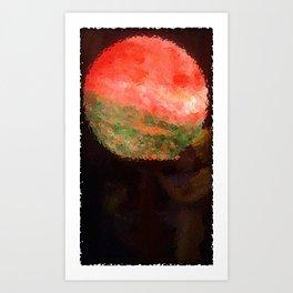 Summer Of Love: Deco Art Print