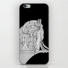 Ivory Tower (v3) iPhone Skin