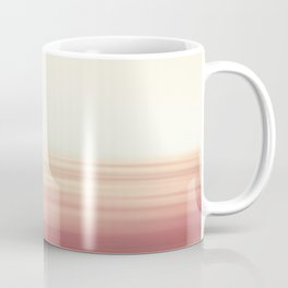 Calming Dual Tone Abstract Horizon Scene Coffee Mug