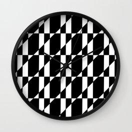 Optical pattern 1 Wall Clock