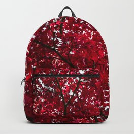 I <3 leaves Backpack