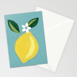 Meyer Lemon Stationery Cards